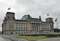 Рейхстаг, Берлин