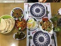 Скромный обед в Акабе