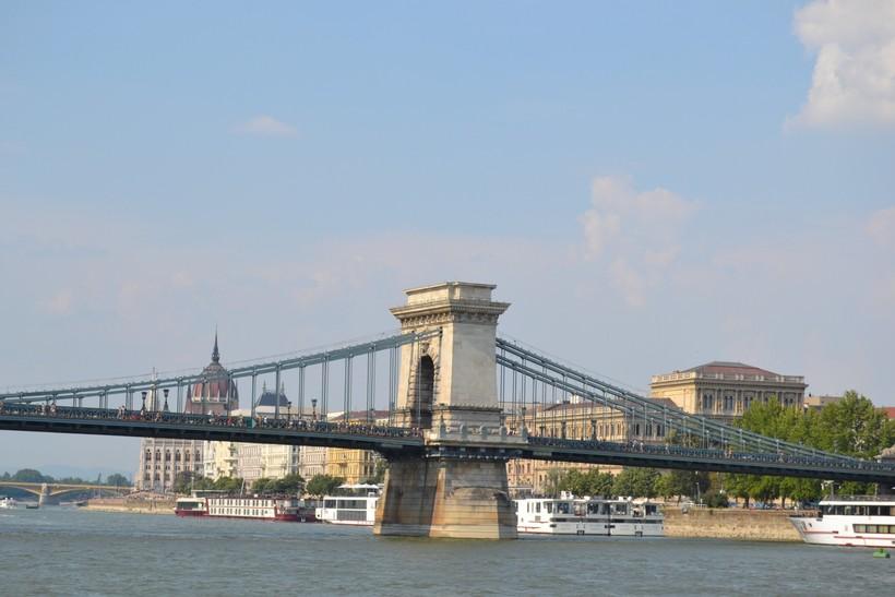 Самый старый мост в Будапеште