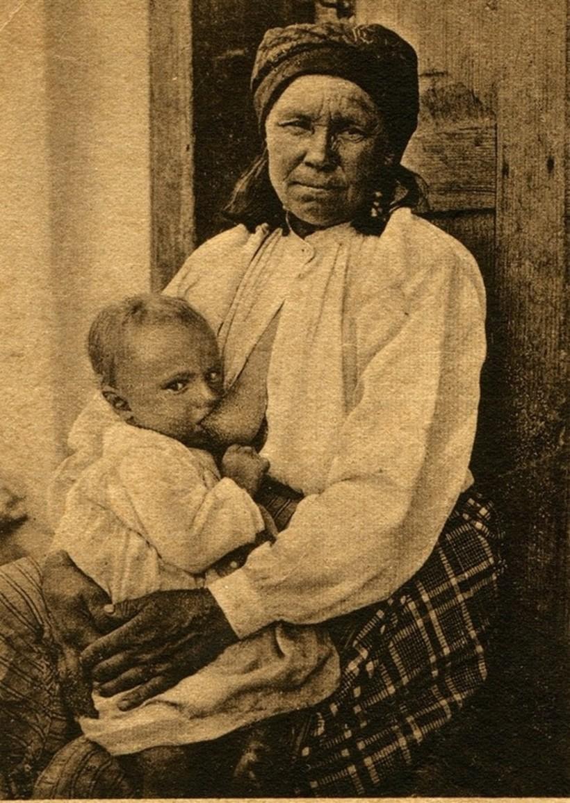 19 фото о том, как выглядели украинки 100 лет назад