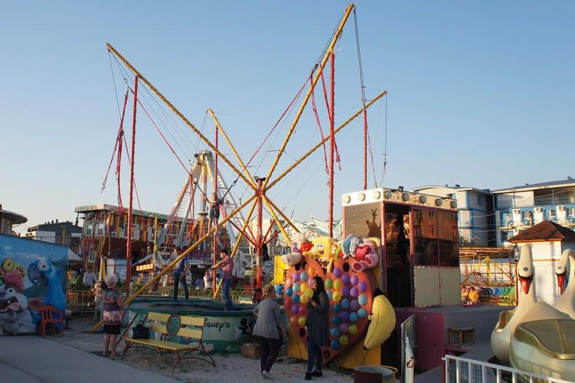 Парк развлечений в Витязево