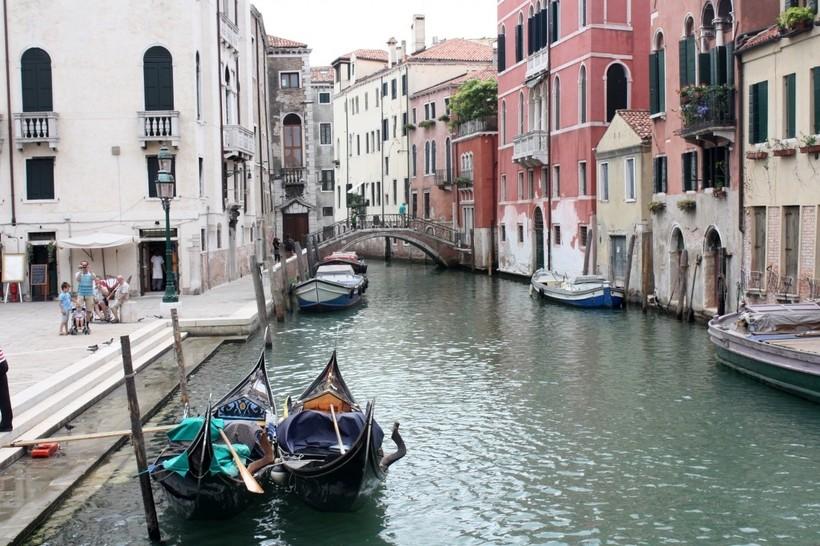 Венеция ранним утром