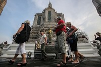 Бангкок, Храм Восходящего Солнца