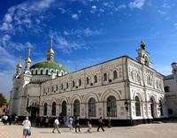 Киев, прогулка по Киево-Печерской лавре