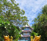 Suoi Do Pagoda в июне