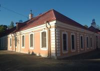 В старинных зданиях устроены музейные экспозиции