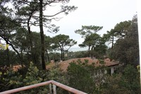 Вид из виллы на океан, Франция