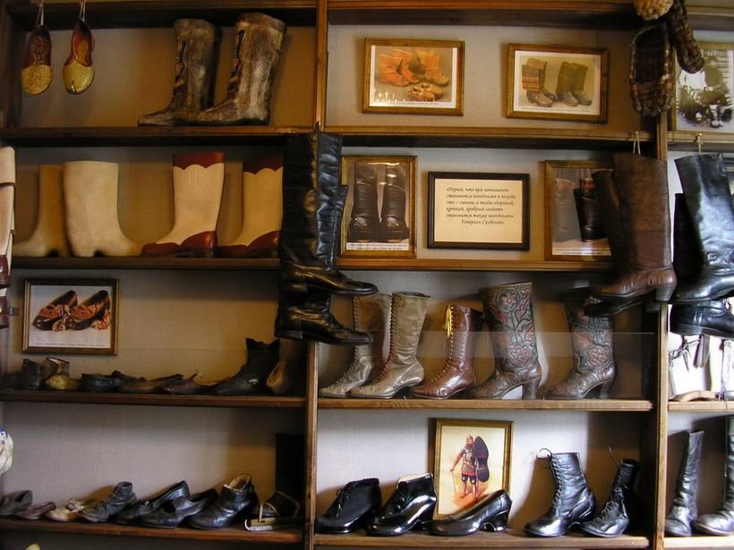 Музей валенка в Мышкине