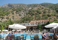 Большинство отелей располагаются на весьма живописных территориях