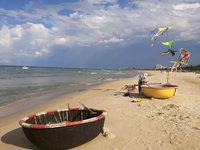 Пляж Дананга, располагающийся недалеко от отеля
