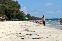 Камбоджа, Сиануквиль: пляжный отдых