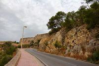 Испания, по дороге в Ла-Вила-Джойоз