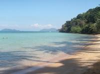 На Ко Чанге много малолюдных пляжей