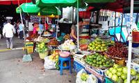 Камбоджа, на рынке Псаа Лы в Сиануквиле