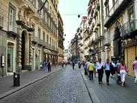 Неаполь: прогулка по улицам города