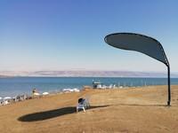 Мертвое море в октябре
