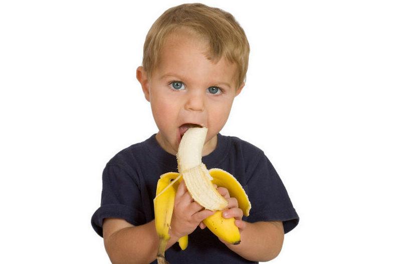 Кушаю бананы картинки