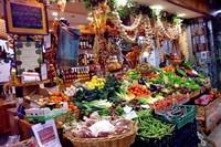 На Центральном рынке во Флоренции