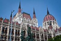 Будапешт: венгерский парламент