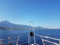 Морская прогулка вдоль побережья Кемера