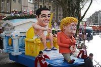 Политики на кёльнском карнавале