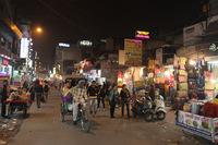 Дели: Мэйн базар в вечернее время