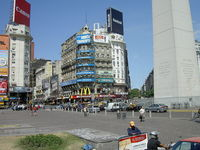 В центральной части проспекта особенно много кафе