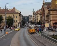 Автобусный тур по Будапешту: июньское небо хмурится