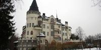 Иматра: отель-замок Валтионхотелли