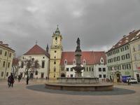 Братислава: знакомство с архитектурой города (Старая Ратуша)