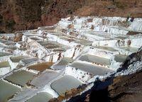 Салинас-де-Марас: солнце, горы и соляные террасы инков