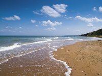 Мой пляжный отдых в сентябре!