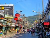 Патонг: прогуливаюсь по улице Бангла-Роуд
