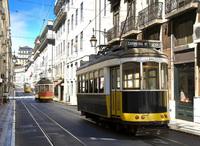 Большинство столичных трамваев желтым цветом