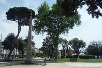 Неаполь: прогулка по парковой зоне