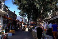 Бодрум: прогулка по торговой улице