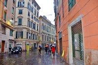 Ноябрь в Генуе оказался дождливым