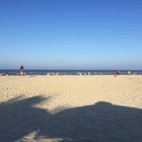 Июль на пляже My Khe, Дананг