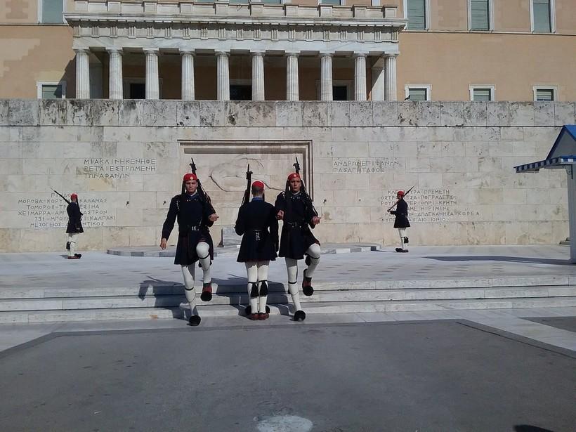 Афины: знакомство с достопримечательностями