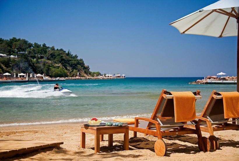 Мой пляжный отдых в Афинах!