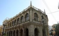 Ираклион: архитектура города