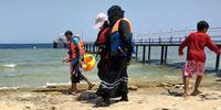 Хургада: отдых на отельном пляже
