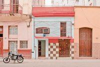 Улицы Гаваны, которые будто вышли из фильмов Уэса Андерсона