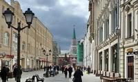 Москва: прогулка по Никольской улице