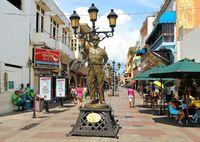 Пунта Кана: прогулка по улицам курорта