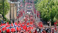 Национальный день Норвегии в Осло