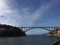 Набережная реки Дору в Порту