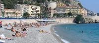 Мой пляжный отдых в Ницце проходил вот так!