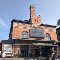 Музей Fotografiska в Стокгольме