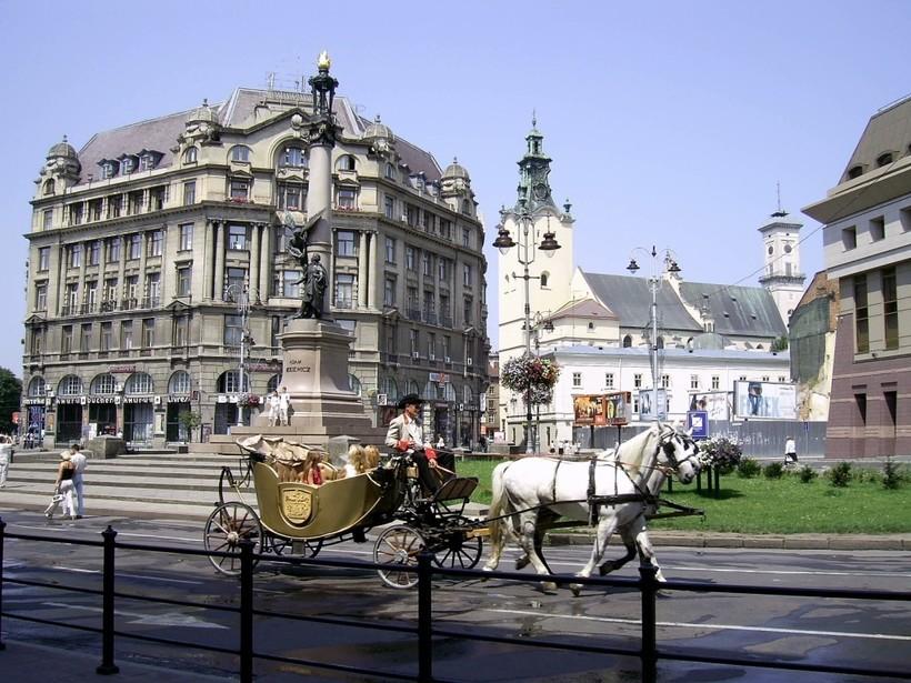 Одесса: городская архитектура
